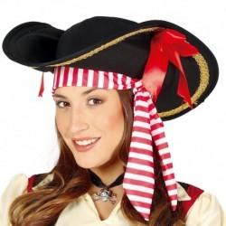 Cappello Pirata Donna