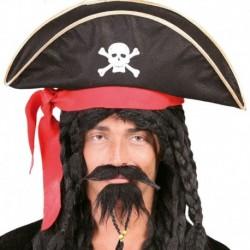 Cappello Pirata Unisex