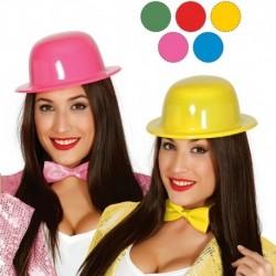 Bombetta Plastica Color