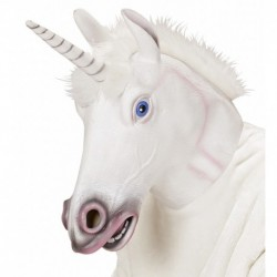 Maschera Lattice Unicorno