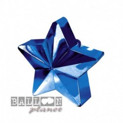 Peso Stella Blu 11x9 cm