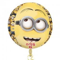 Pallone Minions Orbz 50 cm