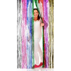 Fondale Tendina Multicolor 200x100 cm