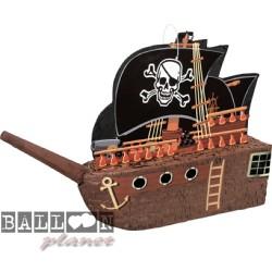 Pignatta Nave Pirata 45x50 cm