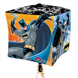 Pallone Batman Cubo 40 cm