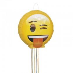 Pignatta Emoticon Smile 45x45 cm