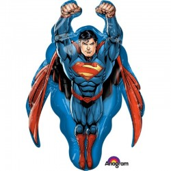 Pallone Superman 80 cm