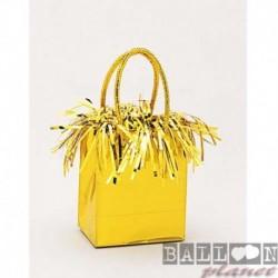 Pesetto Bag Giallo 14x7 cm
