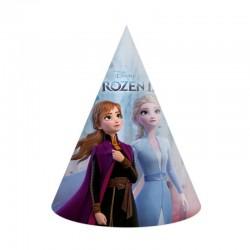 6 Cappellini Carta Frozen 12x16 cm