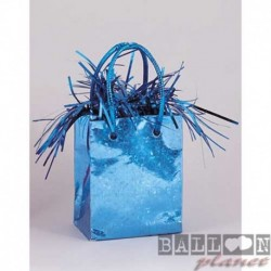Pesetto Bag Azzurro 14x7 cm