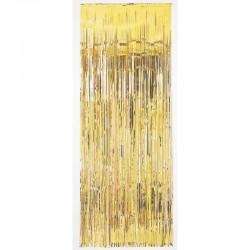 Fondale Tendina Oro 240x90 cm