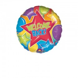 Pallone Welcome Back 45 cm