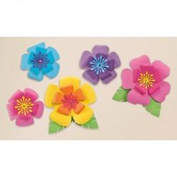 5 Fiori Decorativi 35 cm
