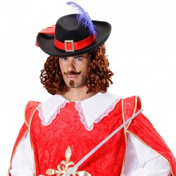 Cappello Storico Moschettiere