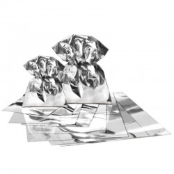 Sacchetto Polipropilene Argento
