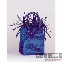 Pesetto Bag Blu 14x7 cm