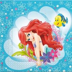20 Tovaglioli Carta Ariel 33x33 cm