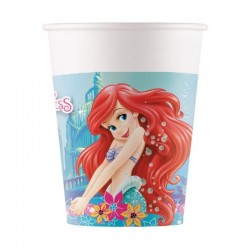 8 Bicchieri Carta Ariel 200 ml
