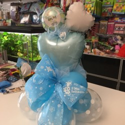 10 Piatti Carta Baby Shower Girl 18 cm