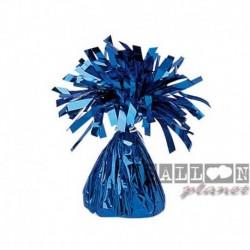 Peso Ciuffo Blu Cobalto 13x6 cm