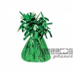 Peso Ciuffo Verde 13x6 cm