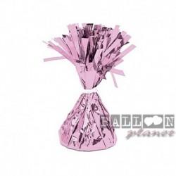 Peso Ciuffo Rosa Pastello 13x6 cm