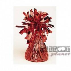 Peso Ciuffo Rosso 13x6 cm