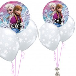 Composizione Bouquet Frozen 2