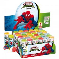 Espositore 36 Bolle Spiderman