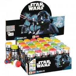 Confezione 18 Bolle Star Wars