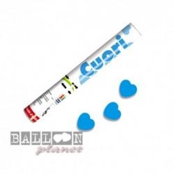 Sparacoriandoli Cuori Azzurri 30 cm
