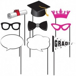 10 Photo Booth Laurea Party