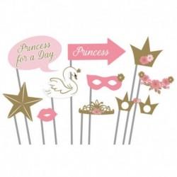 10 Photo Booth Principesse