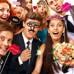 20 Photo Booth Matrimoni