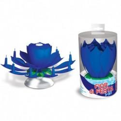 Fontana Fiore Musicale Blu