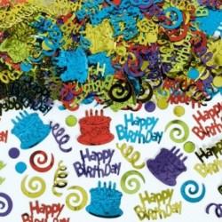 Confetti Happy Birthday 34 gr