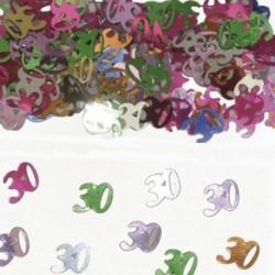 Confetti Color 30 Anni 14 gr
