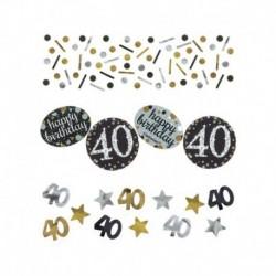 Confetti Sparkling 40 Anni 34 gr