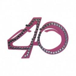 Occhiali Rosa 40 Anni