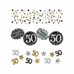 Confetti Sparkling 50 Anni 34 gr