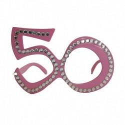 Occhiali Rosa 50 Anni