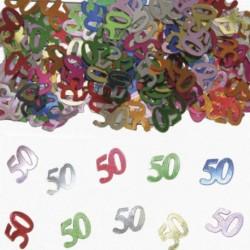 Confetti color 50 Anni 14 gr