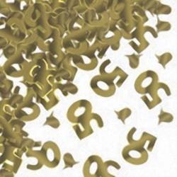Confetti 50 Anni Oro 14 gr
