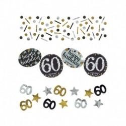 Confetti Sparkling 60 Anni 34 gr