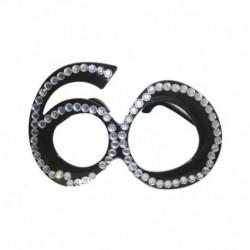 Occhiali Neri 60 Anni