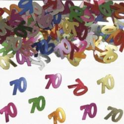 Confetti Color 70 Anni 14 gr