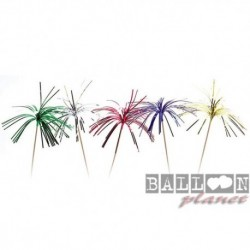 8 Picks Palme Metal 22 cm