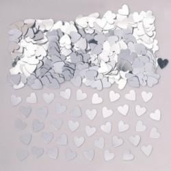 Confetti Cuori Argento 14 gr