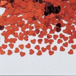 Confetti Cuori Rossi 14 gr