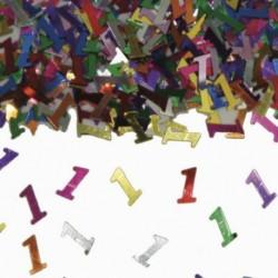 Confetti Numero 1 14 gr
